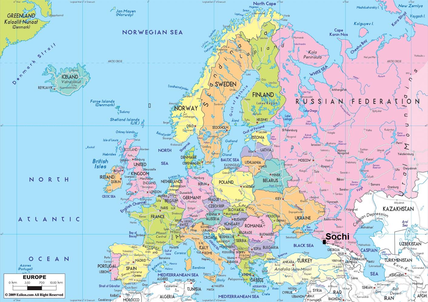 Where is Sochi 56